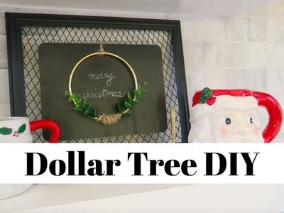Dollar Tree  DIY Christmas Decor Idea