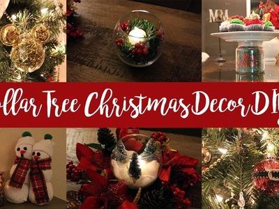 Dollar Tree DIY Christmas Decorations 2017