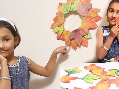 Fall Crafts ideas For Kids - DIY Crafts