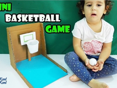 How to make Amazing Diy Basketball Game at Home