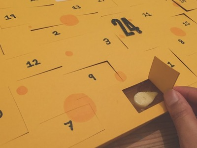 Want To Make A DIY Advent Calendar For Christmas?