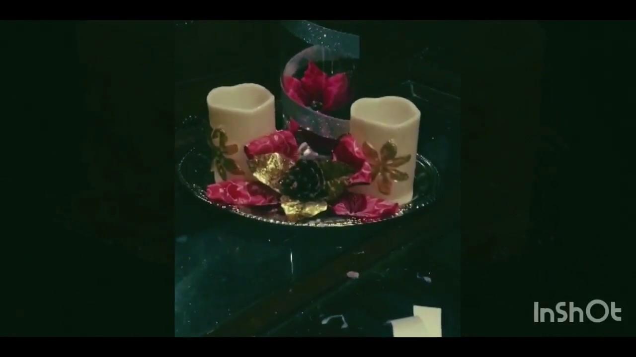 Christmas centerpiece ????Centro de mesa DIY