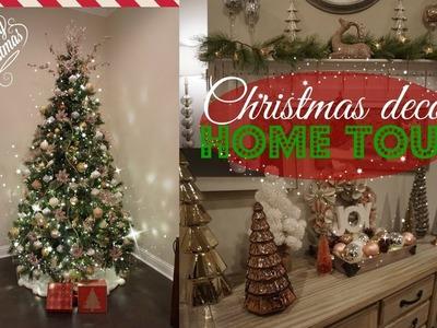 CHRISTMAS HOME DECOR TOUR 2017. DIY CHRISTMAS DECOR. Not your typical home decor tour!