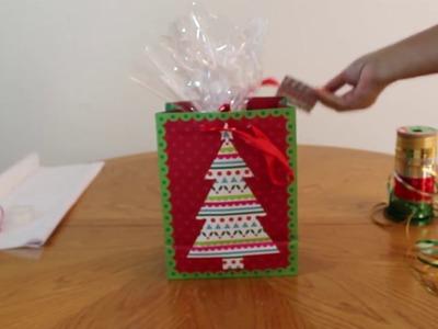 DIY Christmas Gifts. Christmas Gift Ideas. Dollar Tree Gifts: Christmas 2017