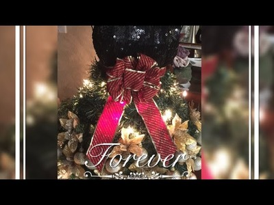 DIY Dollar Tree Christmas Decorations Mannequin Tree Dress Fun Quick Easy Creating Elegance For Less
