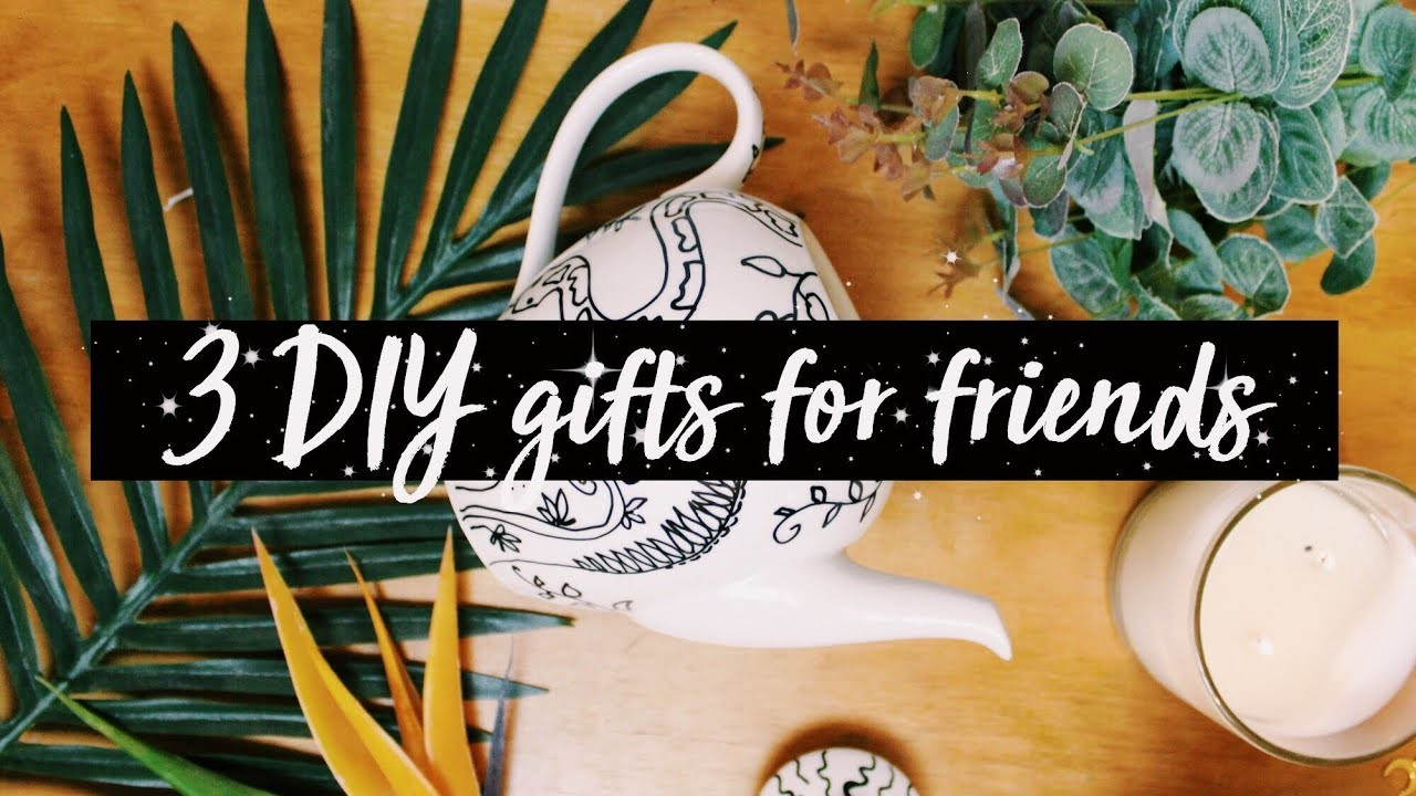 DIY Gifts for Best Friends - 1 of 12 DIYs of Christmas, Natasha Rose