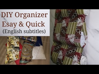 DIY.Handbag Storage Ideas - Wardrobe, kitchen and Bathroom Organizer
