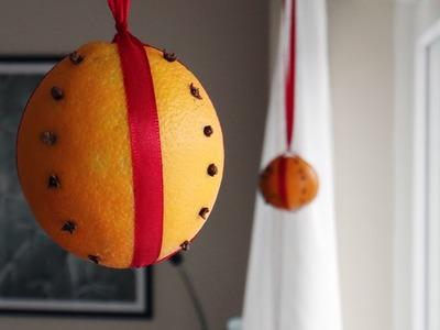 DIY Holiday Decorations w. Sonny!
