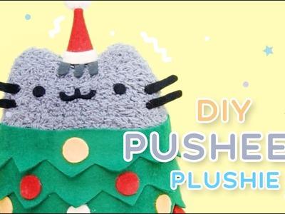 DIY PUSHEEN PLUSHIE | KAWAII SOCKS PLUSHIE | BFF GIFT FOR CHRISTMAS