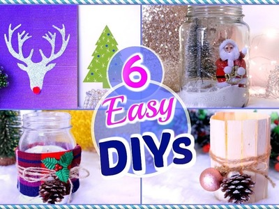 DIY Winter Room Decoration Ideas and Hacks!