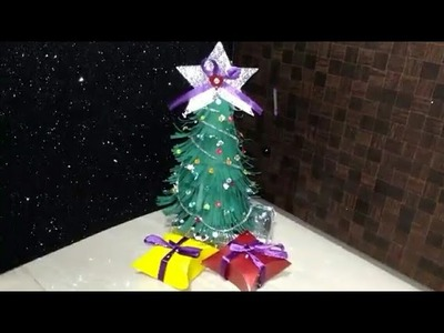 How to make simple & easy Christmas tree ????. DIY Christmas tree ????