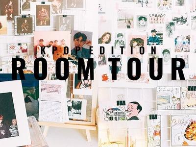 ????  Room Tour 2018   Kpop edition