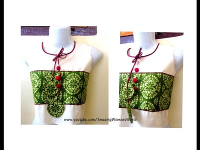 Stylish Kurti Making at home - Simple and easy | DIY