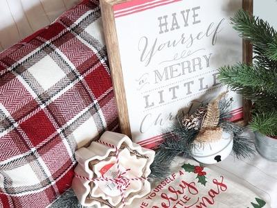 Target Dollar Spot, Dollar Tree, Hobby Lobby, and Amazon Christmas Decor Haul!