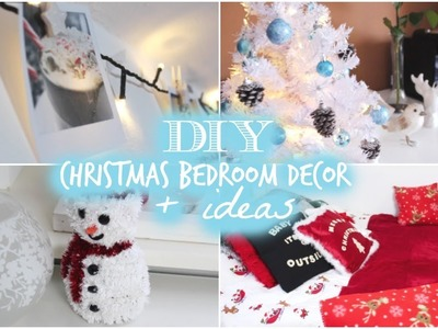 Top easy DIY Xmas tree and room decorations 2018 - Best ideas for you
