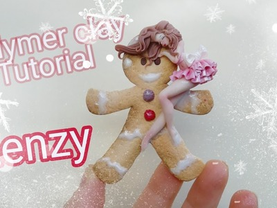 Tutorial. polymer clay Zenzy !!!