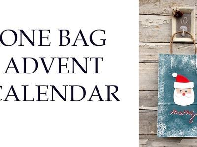 25 DAYS OF CHRISTMAS 2017 - DAY 15 - One Bag Advent Calendar