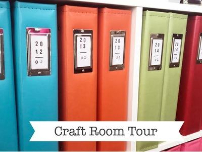 Craft Room Tour | Create December Day.8
