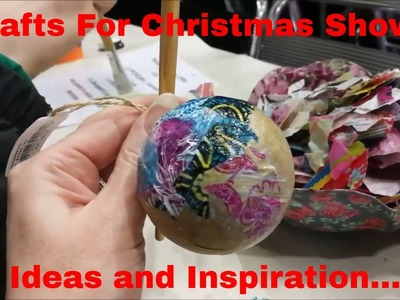 Crafts For Christmas Show - craft ideas #Review (Kind of!)
