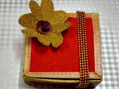 Handmade Gift for Hubby. Husband. boyfriend | Birthday Gift at Home. waste Material craft | DIY