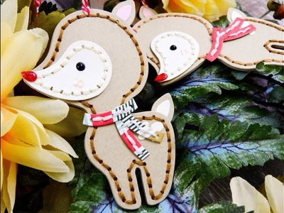 Handmade Paper Ornaments + Kindness Day | Studio Monday with Nina Marie