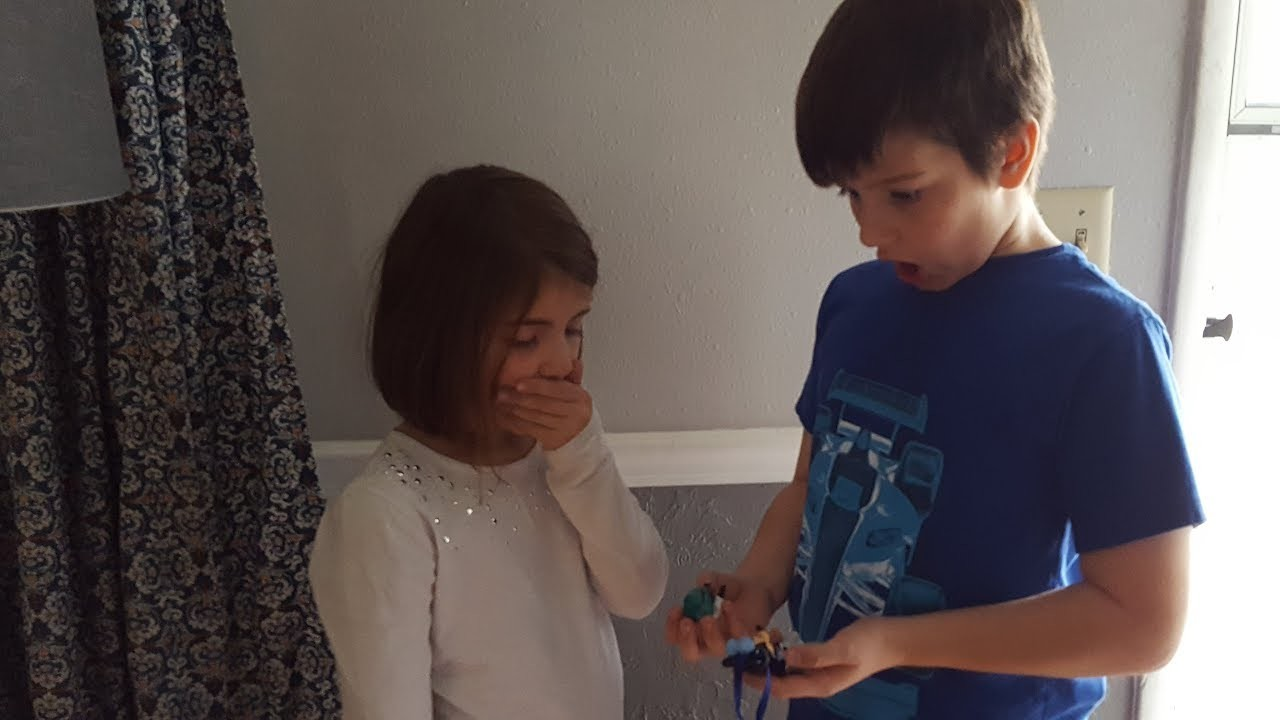 Kid Breaks Sister's Favorite Christmas Ornament During Christmas Tree Decorating  [ Original ]