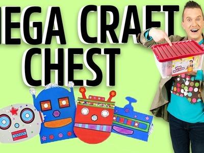 Mega Craft Chest | Mister Maker