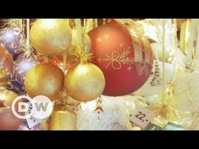 The home of glass Christmas ornaments | DW English