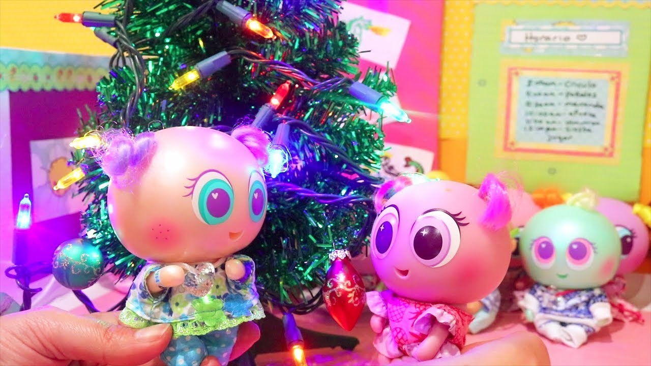 Toys for Kids Distroller Babies and Toddlers Decorate Christmas Tree - Fun Pretend Baby Doll Play