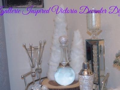 Z Gallerie Inspired Victoria Decanter DIY
