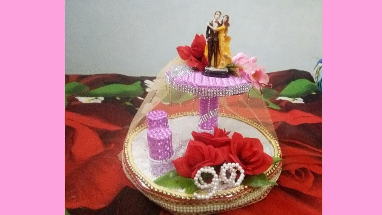 Wedding Engagement Ring Tray Decoration Ideas Beauty Ring Ideas