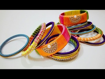 DIY Bengals made by silk thread for this wedding season | Art & Creativity ❤