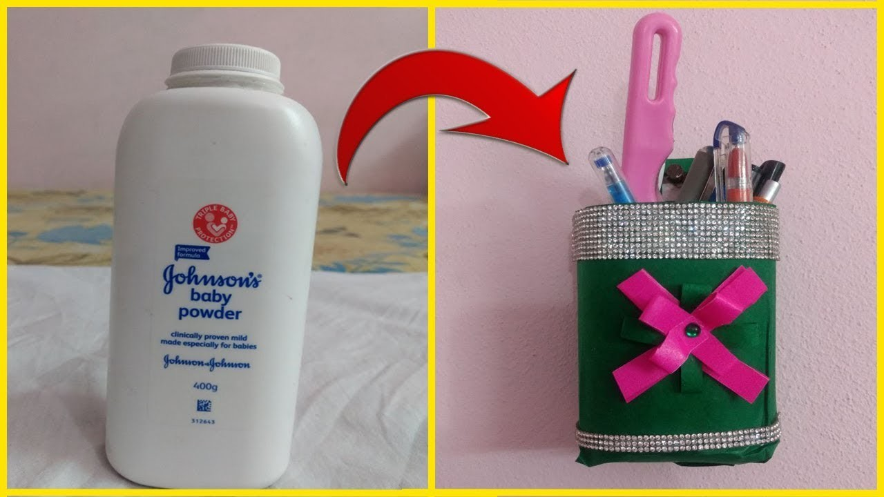 Diy best out of waste plastic bottle plastic bottle art for Best out of waste household