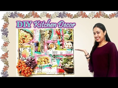 DIY Kitchen Decor | Style Your Kitchen | Kitchen Decor Tips, Ideas and DIYs | Her Fab Way