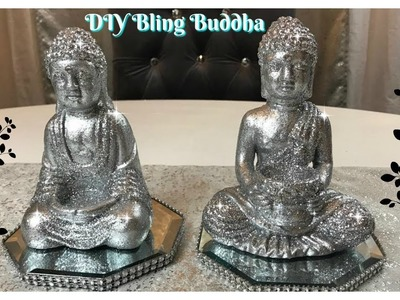 DIY - NEW DOLLAR TREE ITEM BLING BUDDHA
