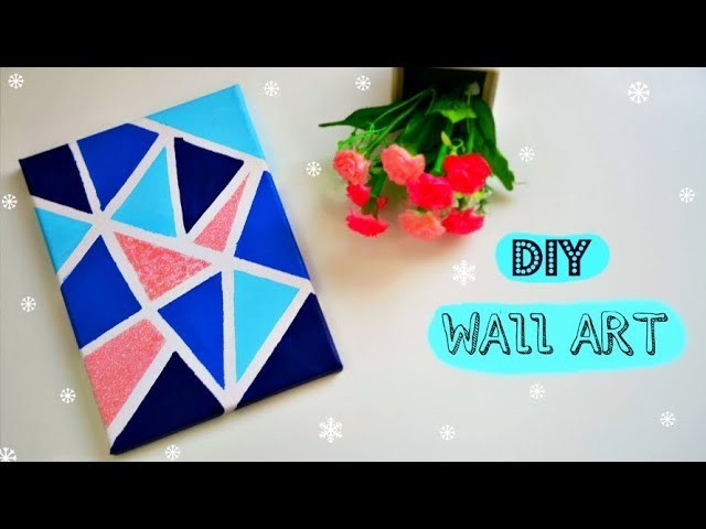 DIY Wall Art| Wall Decor