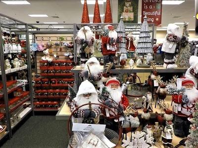 CHRISTMAS ITEMS AT STEIN MART - Christmas Shopping Christmas Decor Decorations Steinmart (4K)