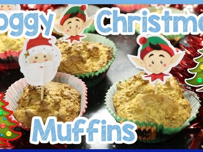 DIY Dog Muffins, Homemade Pupcakes and Dog Treats - How to Make Dog Food? Snacks For Your Puppy