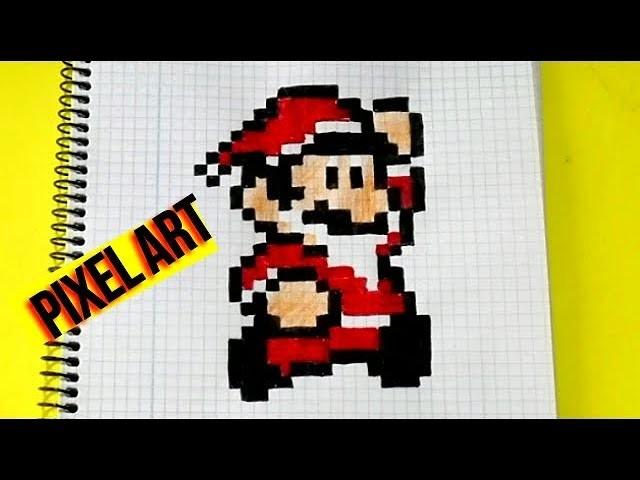 Image De Pixel Art Mario