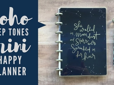Ideas For Using Your Mini Happy Planner As A Study Journal & Home Projects Planner | Flip & Review