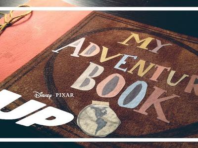 MY ADVENTURE BOOK | Disney.Pixar UP DIY