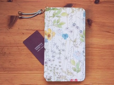 My Hobonichi Techo 2018: Weeks Planner with Wallet Cover