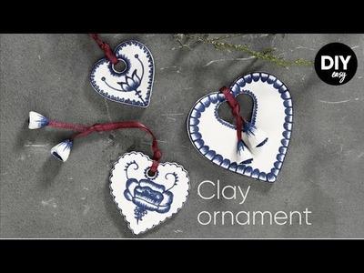 Panduro EASY DIY Paper Clay Ornament