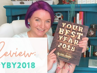 Review: Your Best Year 2018 Workbook & Planner by Lisa Jacobs
