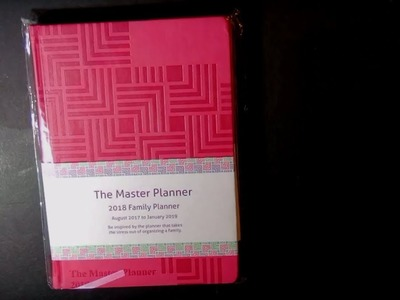 Unboxing and Review: The Master Planner, Family and Personal