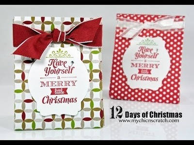 12 Days of Christmas 2013 Day 8