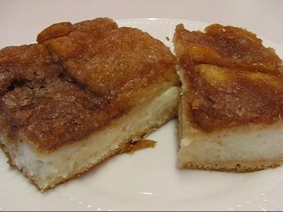 Betty's Sopapilla Cheesecake--Recipe (and Gifts) from Monica from Arkansas