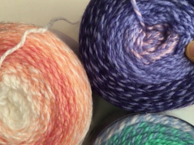 Candy Shop Yarn and Dessert Winds Pattern Review