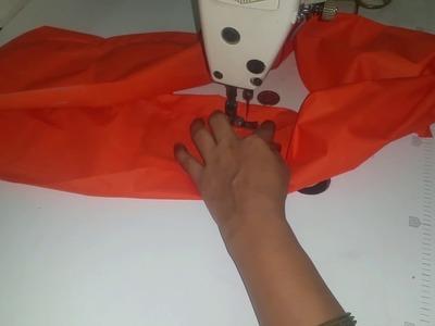 Chudidar cutting and stitching full tutorial part -2