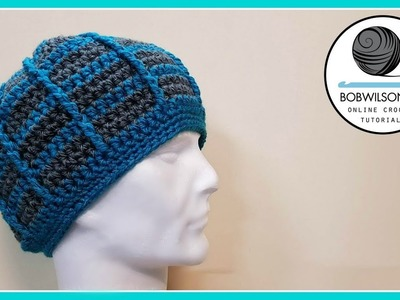 Crochet Spiderweb Hat Tutorial - various sizes